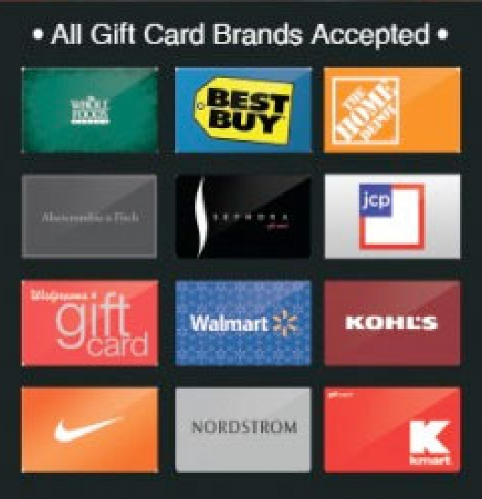 Cedar Post Pawn buys Gift Cards