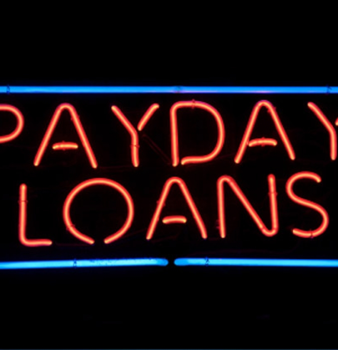 New rules for payday loans, pawnshops don't apply.