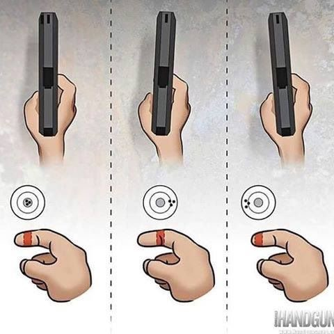 Handgun Shooting tips 101