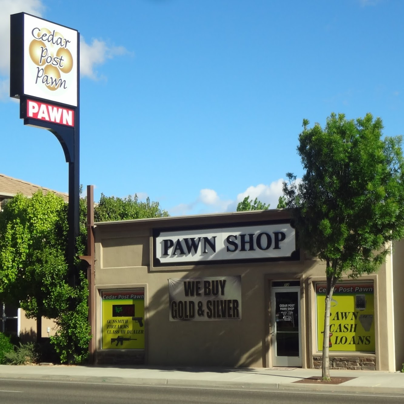 About us – Cedar Post Pawn